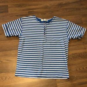 Women size large Karen Scott shirt